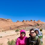 Delicate Arch Upper Viewpoint