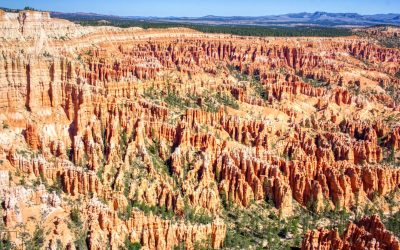 Viewpoints of Bryce Canyon National Park