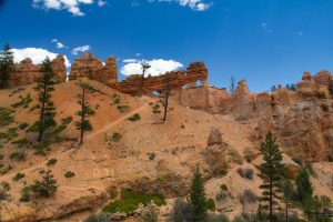 Bryce Canyon Turret Arch