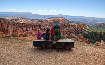 Sunset to Sunrise Viewpoints, Bryce Canyon National Park, Ut